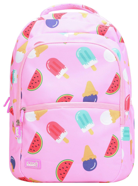 Soda Squad Summer 22L Backpack - Pink