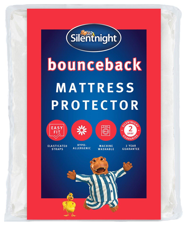 Silentnight Bounceback Mattress Protector