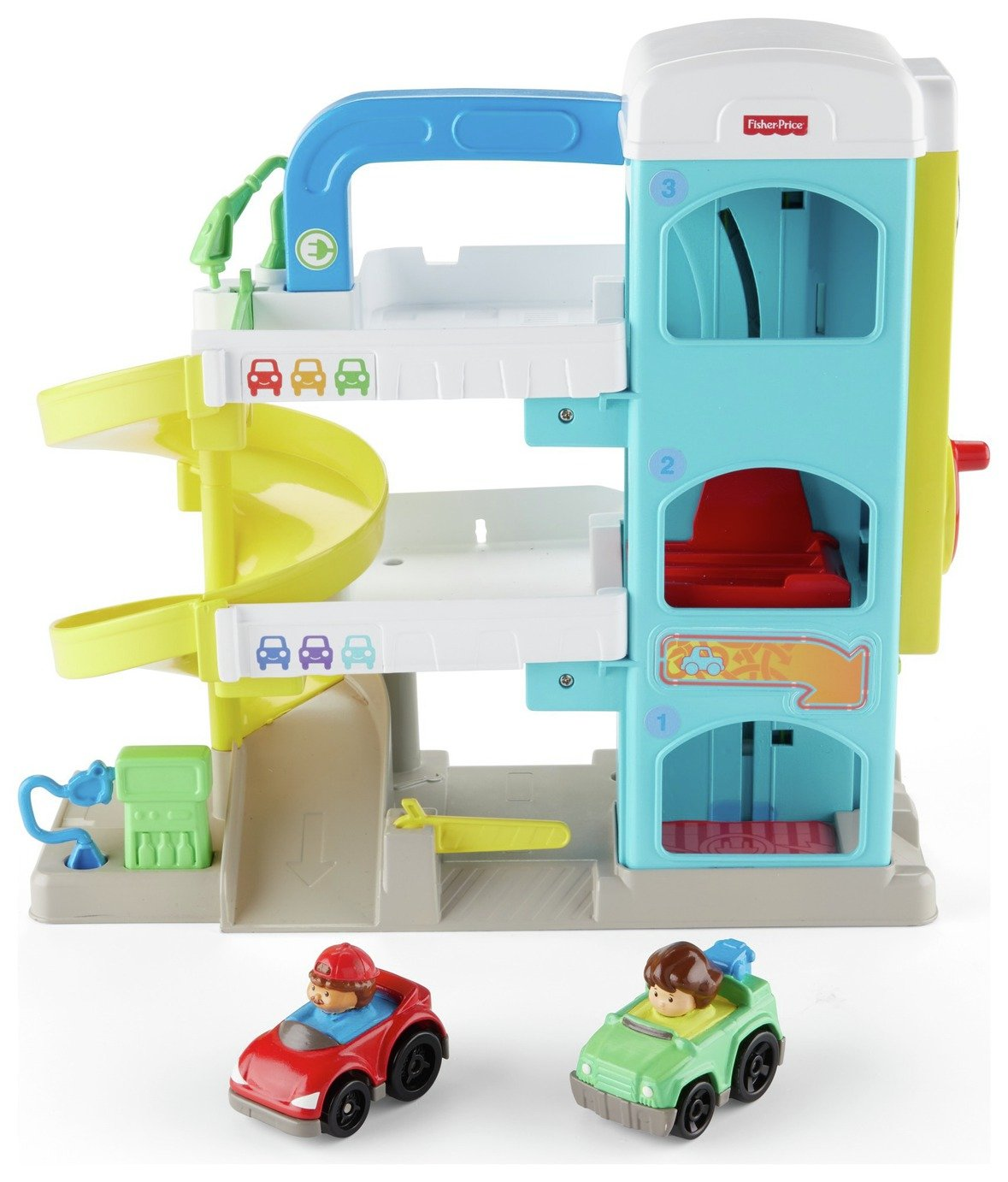 Fisher-Price Little People Helpful Neighbours Garage