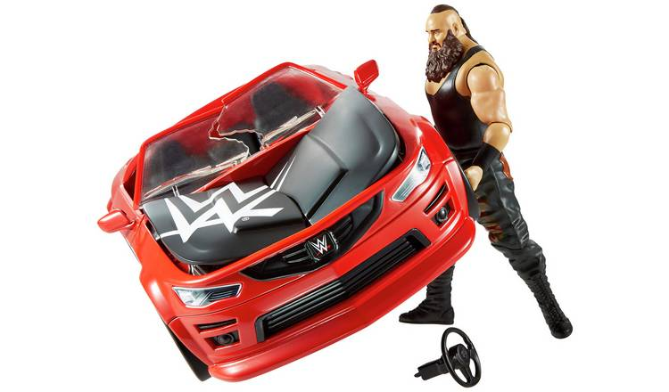 WWE Slam Mobile Vehicle