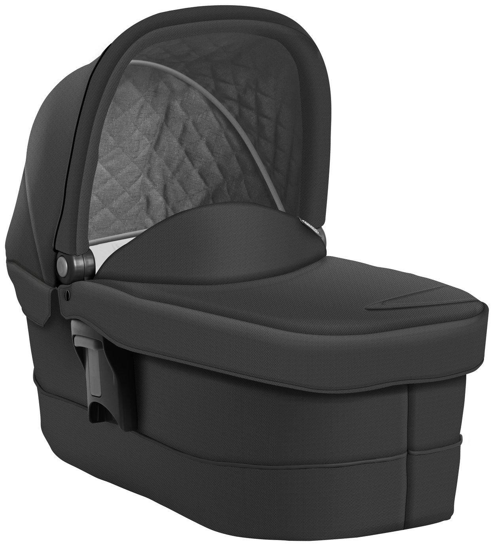 Graco Evo Luxury Carrycot - Black/Grey