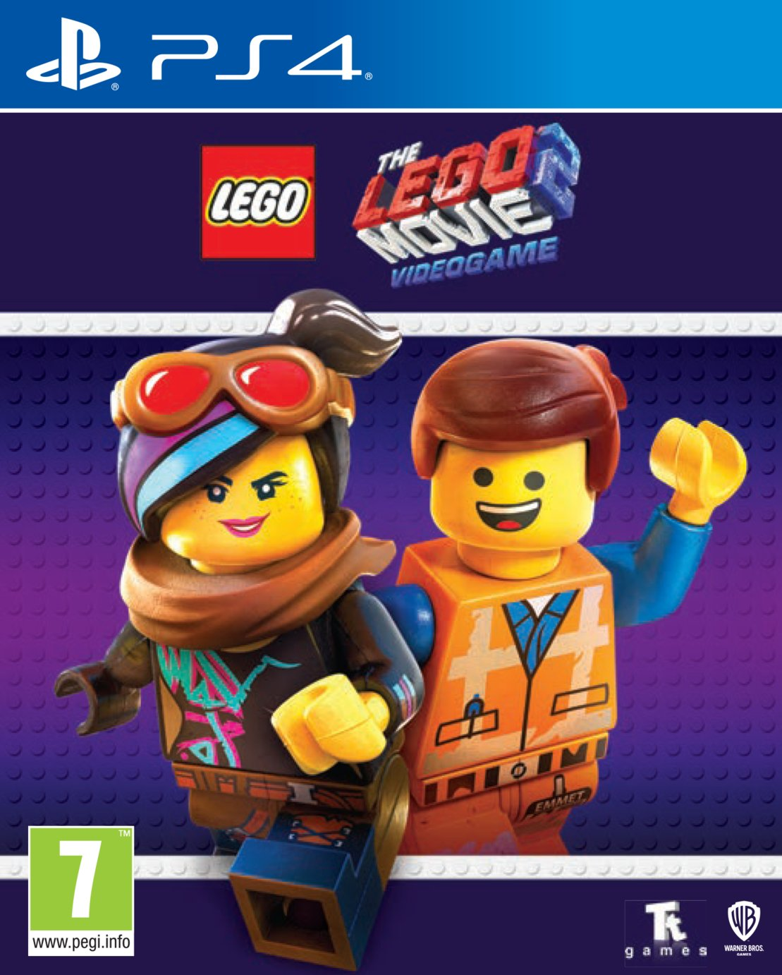The LEGO Movie 2 Videogame PS4 Game