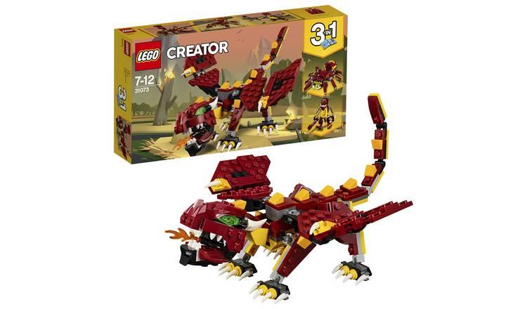 Buy Lego Creator Toy Toys Dragon Argos Mythical 310732 For On Pounds 15 Set Creatures 8wOXk0Pn
