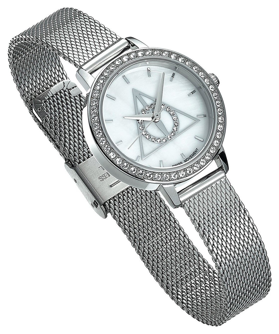 Harry Potter Deathly Hallows Watch with Crystals