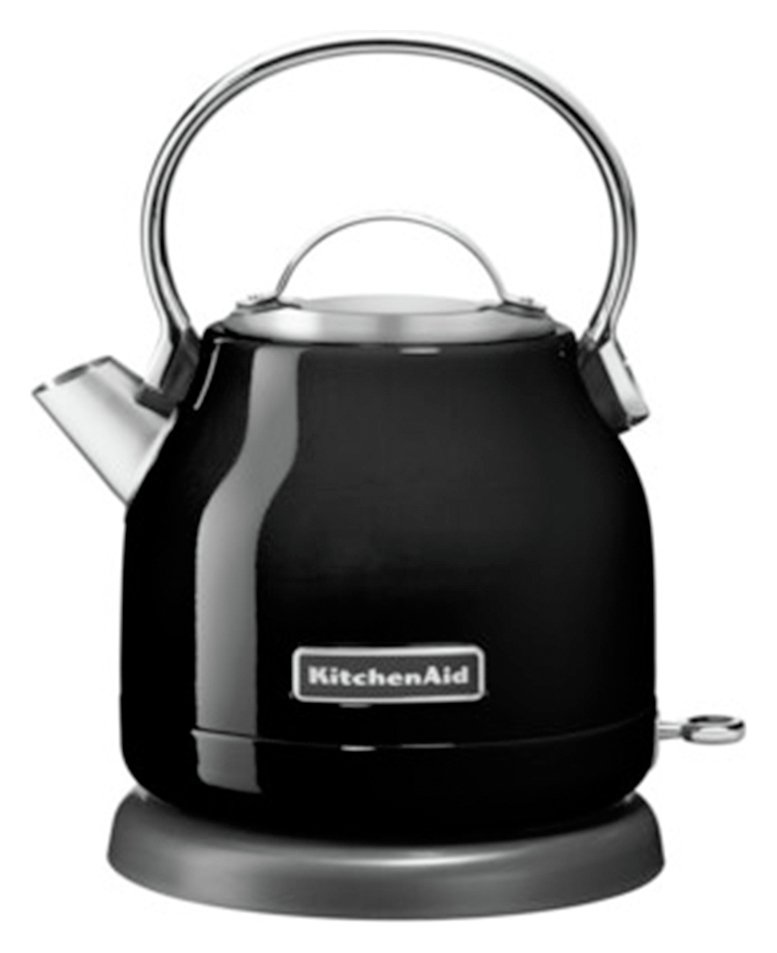 KitchenAid 5KEK1222BOB Dome Kettle - Black