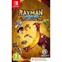 Rayman Legends: Definitive Edition Nintendo Switch Game