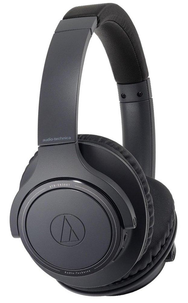 Audio Technica ATH-SR30BT On-Ear Wireless Headphones - Black