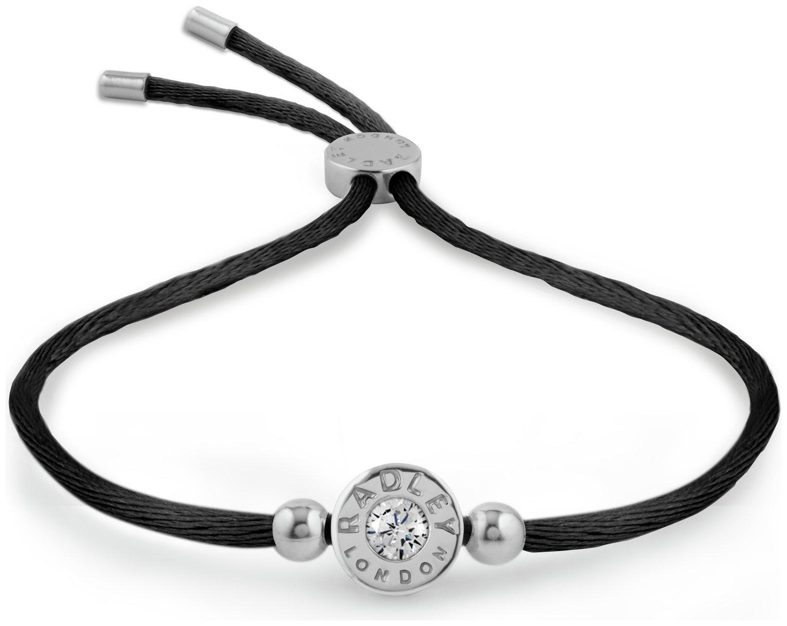 Radley Sterling Silver Disk Bracelet