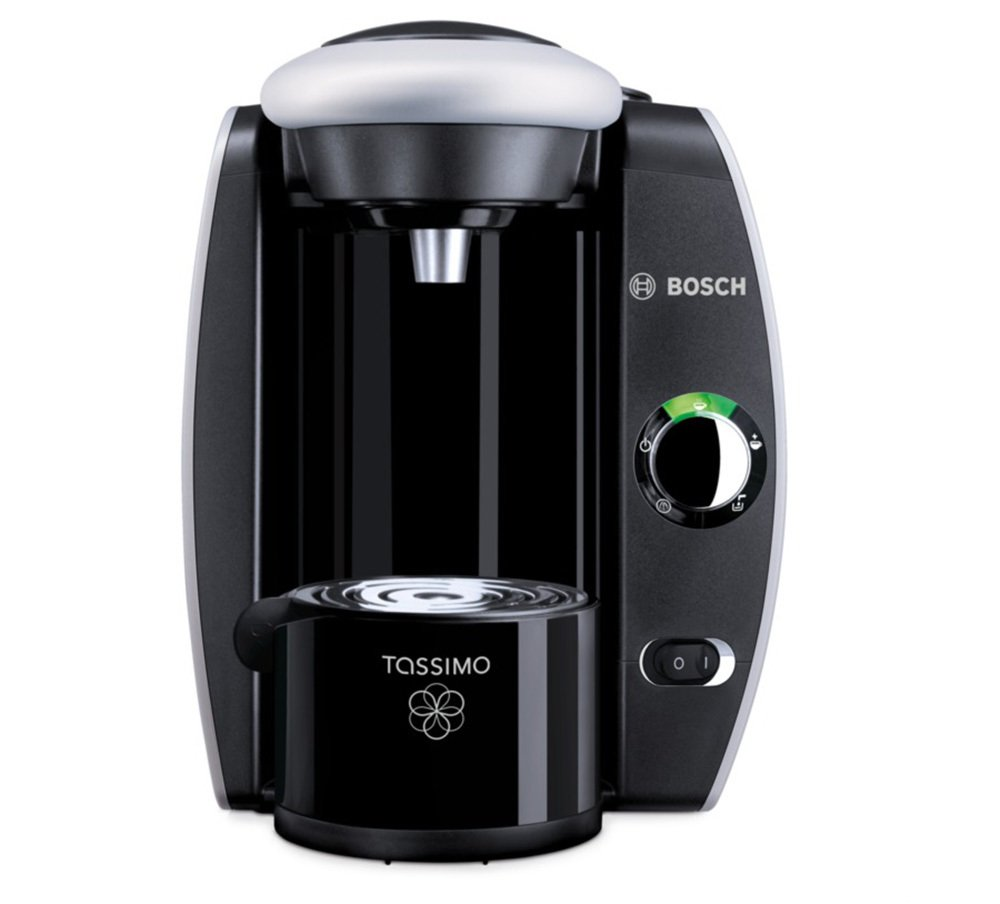 Tassimo by Bosch Fidelia Coffee Machine - Silver