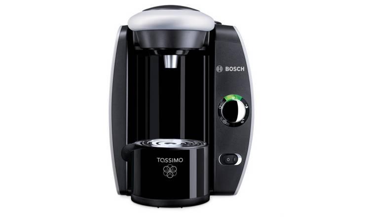 Buy Tassimo By Bosch Fidelia Coffee Machine Silver Kitchen Electricals Argos