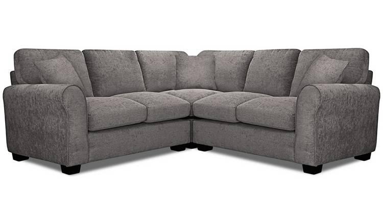 Awe Inspiring Buy Argos Home Tammy Corner Fabric Sofa Charcoal Sofas Argos Alphanode Cool Chair Designs And Ideas Alphanodeonline