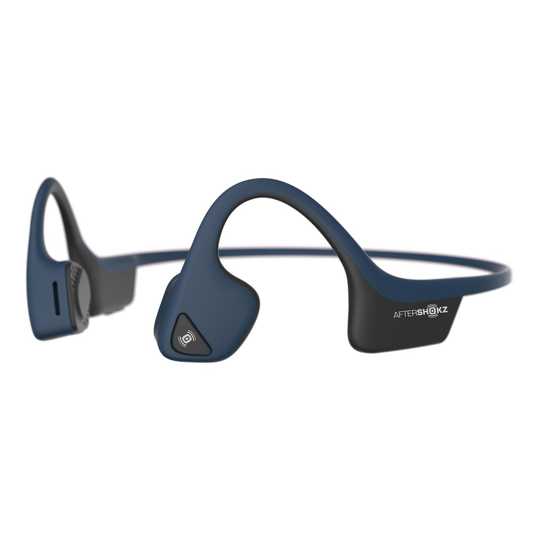 Aftershokz Trekz Air Open-Ear Wireless Headphones - Blue