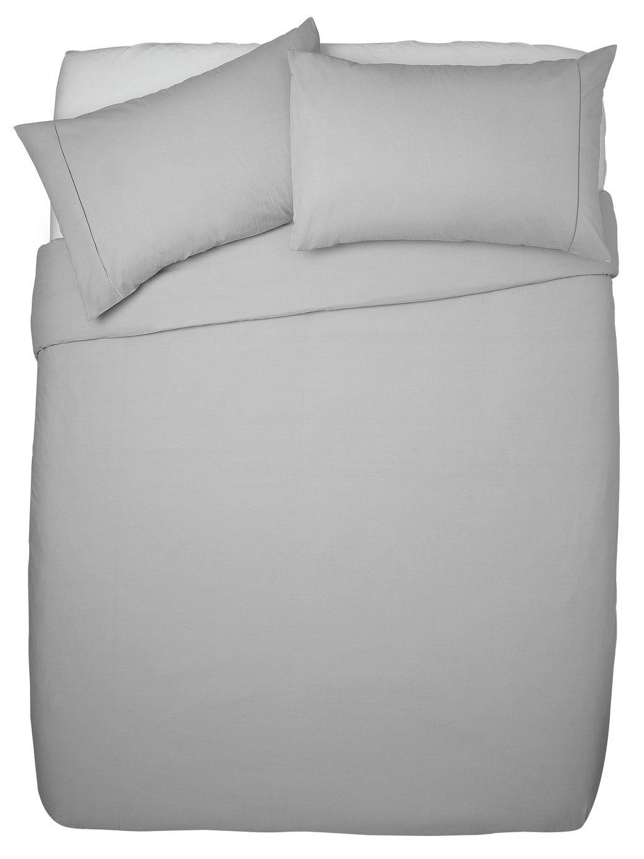 Argos Home Cool Cotton Duvet Set - Kingsize