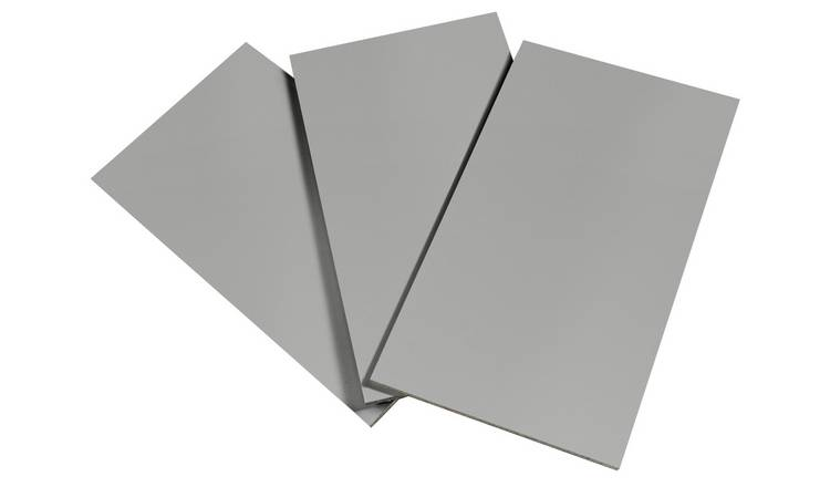Habitat Holsted Grey Extra Large Shelf Pack