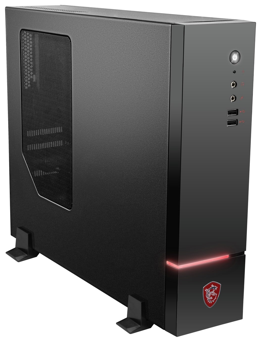 MSI Codex S i5 8GB 1TB 128GB GTC1050Ti Gaming PC