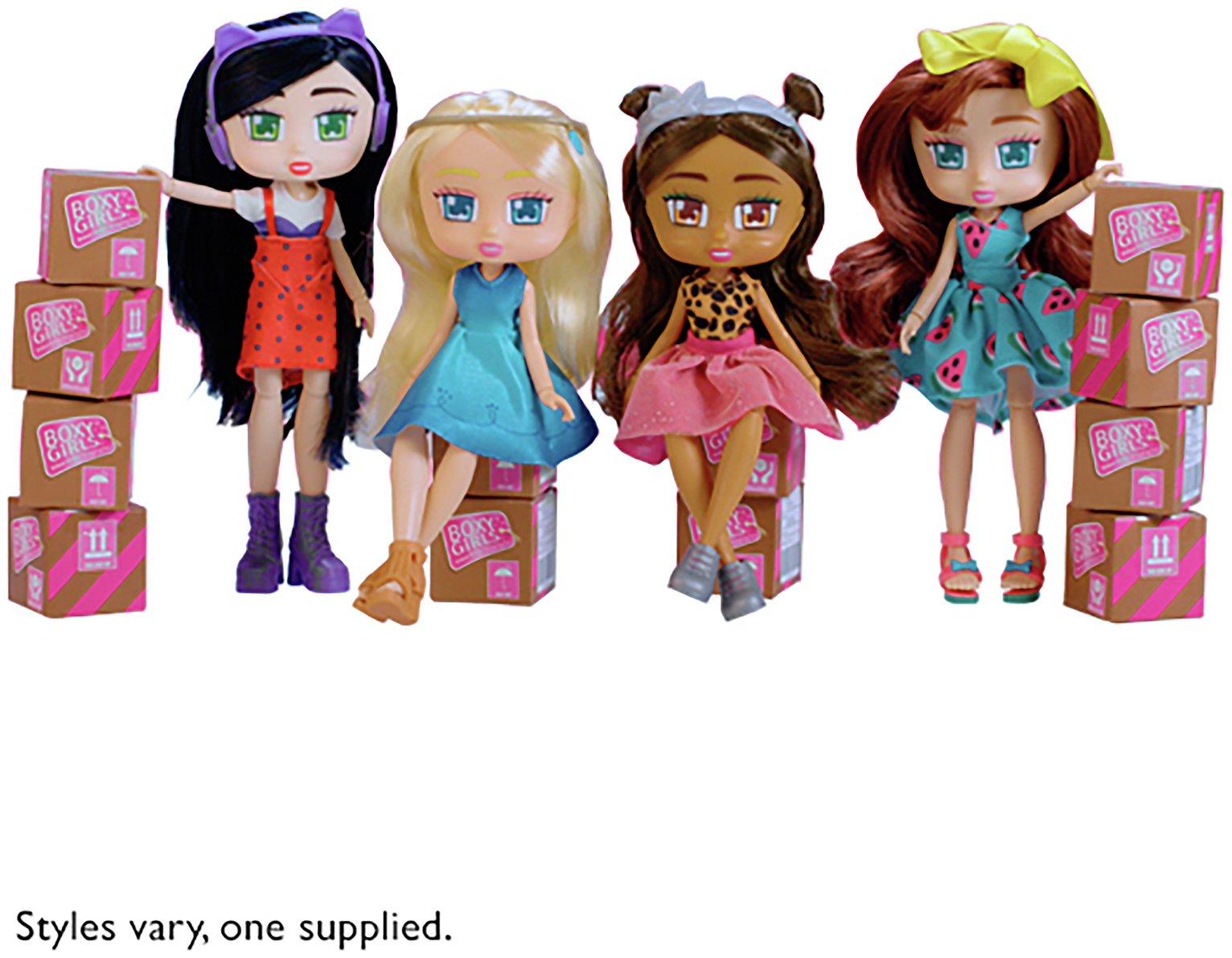Boxy Girls Assortment