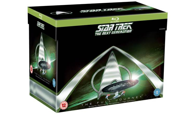 Star Trek: The Next Generation Season 1-7 Blu-Ray Box Set