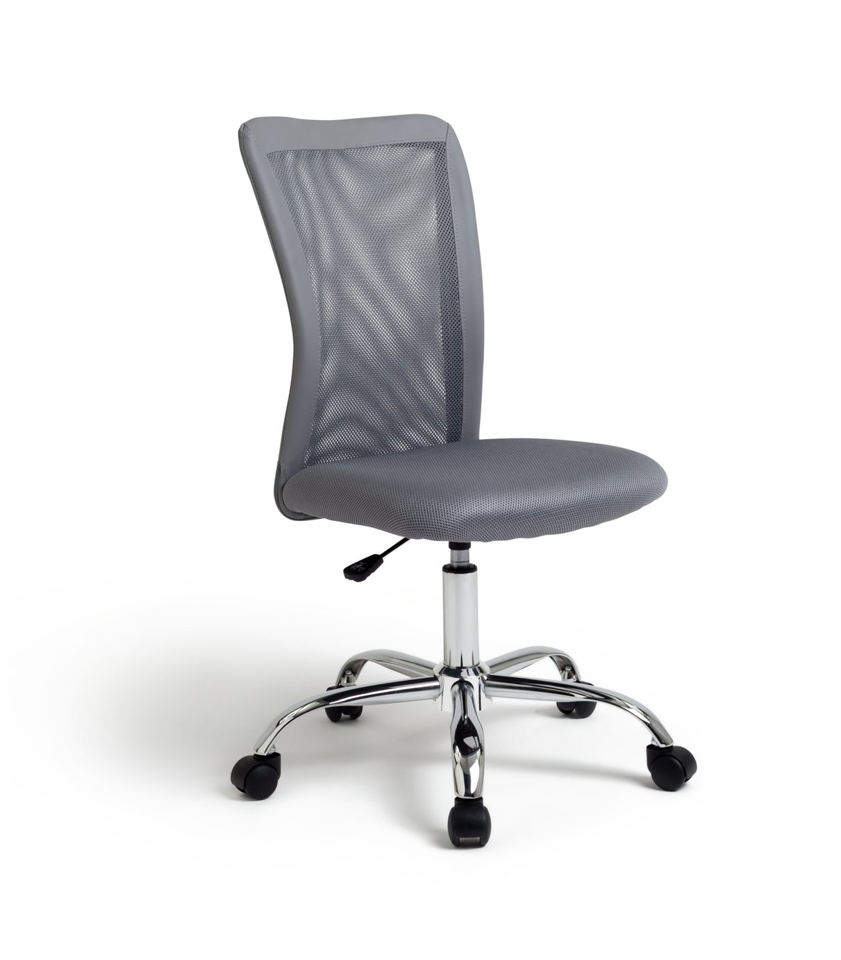 Argos Home Reade Mesh Office Chair - Grey