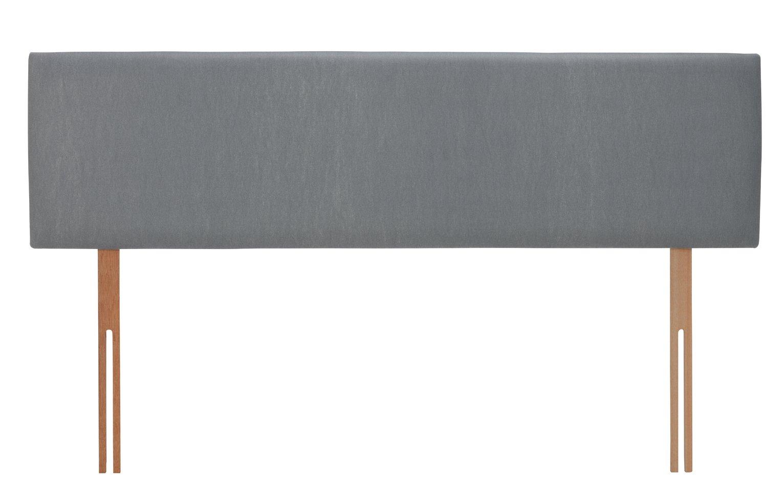 Argos Home Devon Double Headboard - Grey
