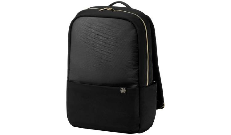 9494648230de Buy HP Duotone 15.6 Inch Laptop Backpack - Gold | Laptop bags, cases and  skins | Argos