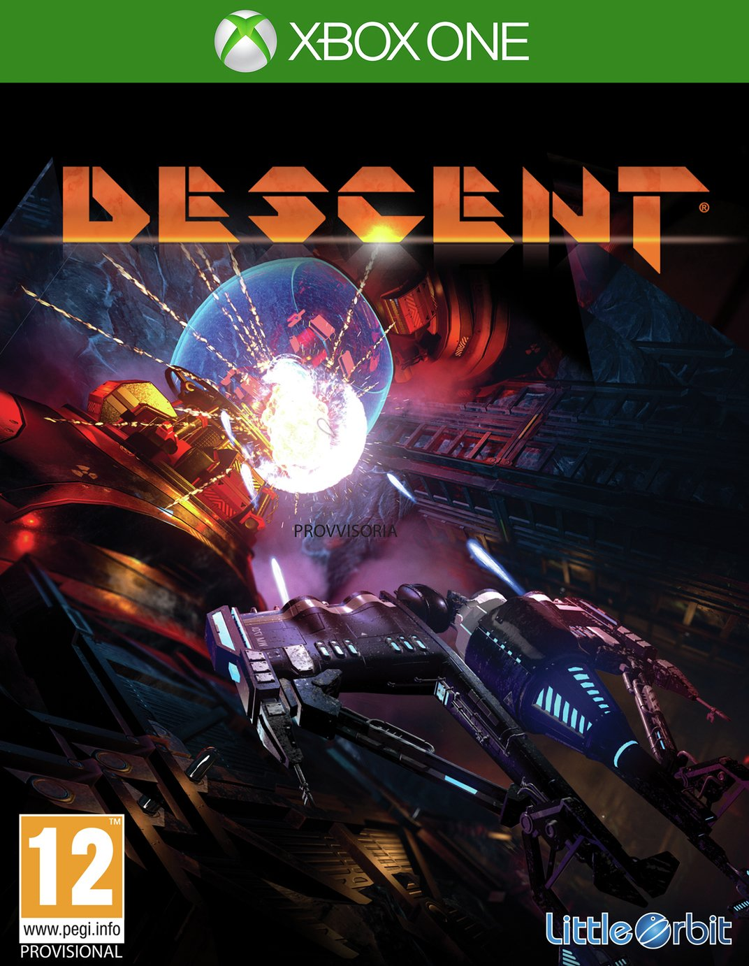 Descent Xbox One Pre-Order Game