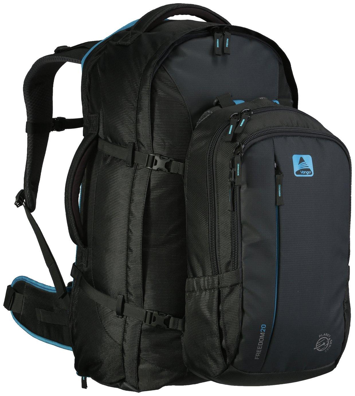 Vango Freedom 60 Plus 20 60L Backpack - Black