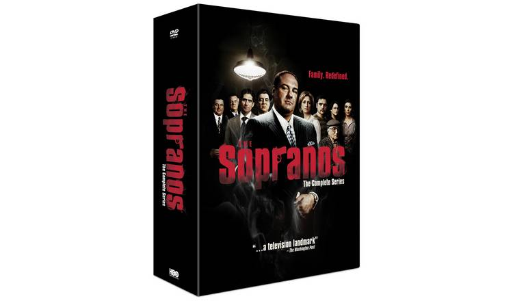 The Sopranos Complete Collection DVD Box Set