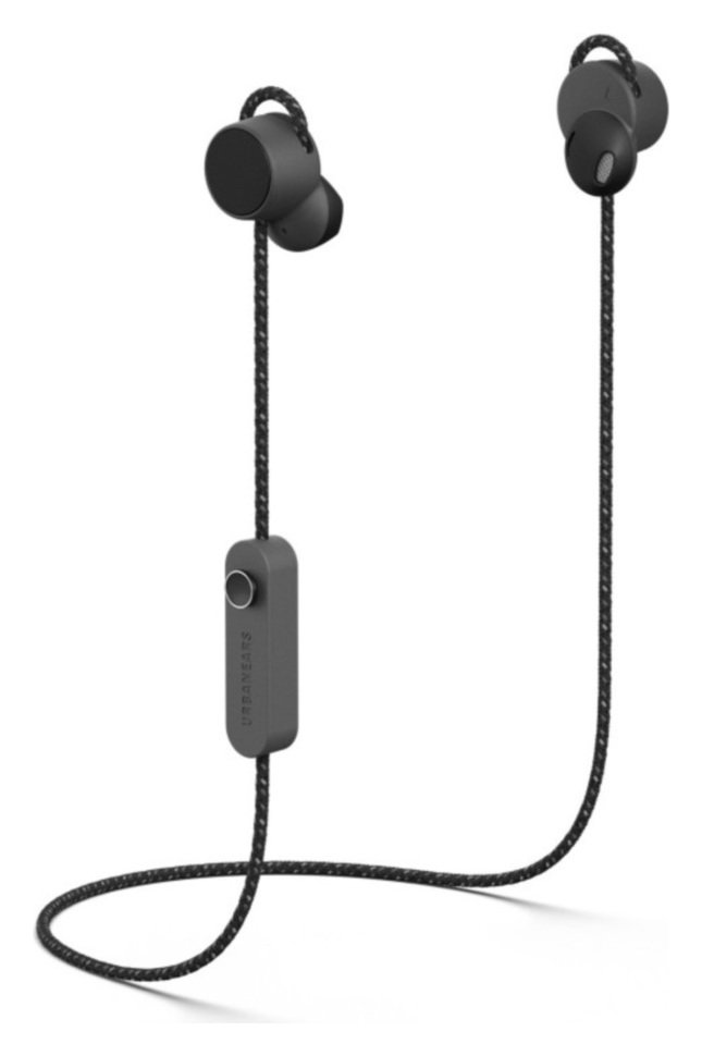 Urbanears Jakan In-Ear Wireless Headphones - Charcoal Black