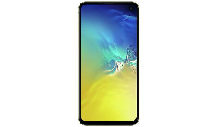 SIM Free Samsung Galaxy S10e 128GB - Canary Yellow