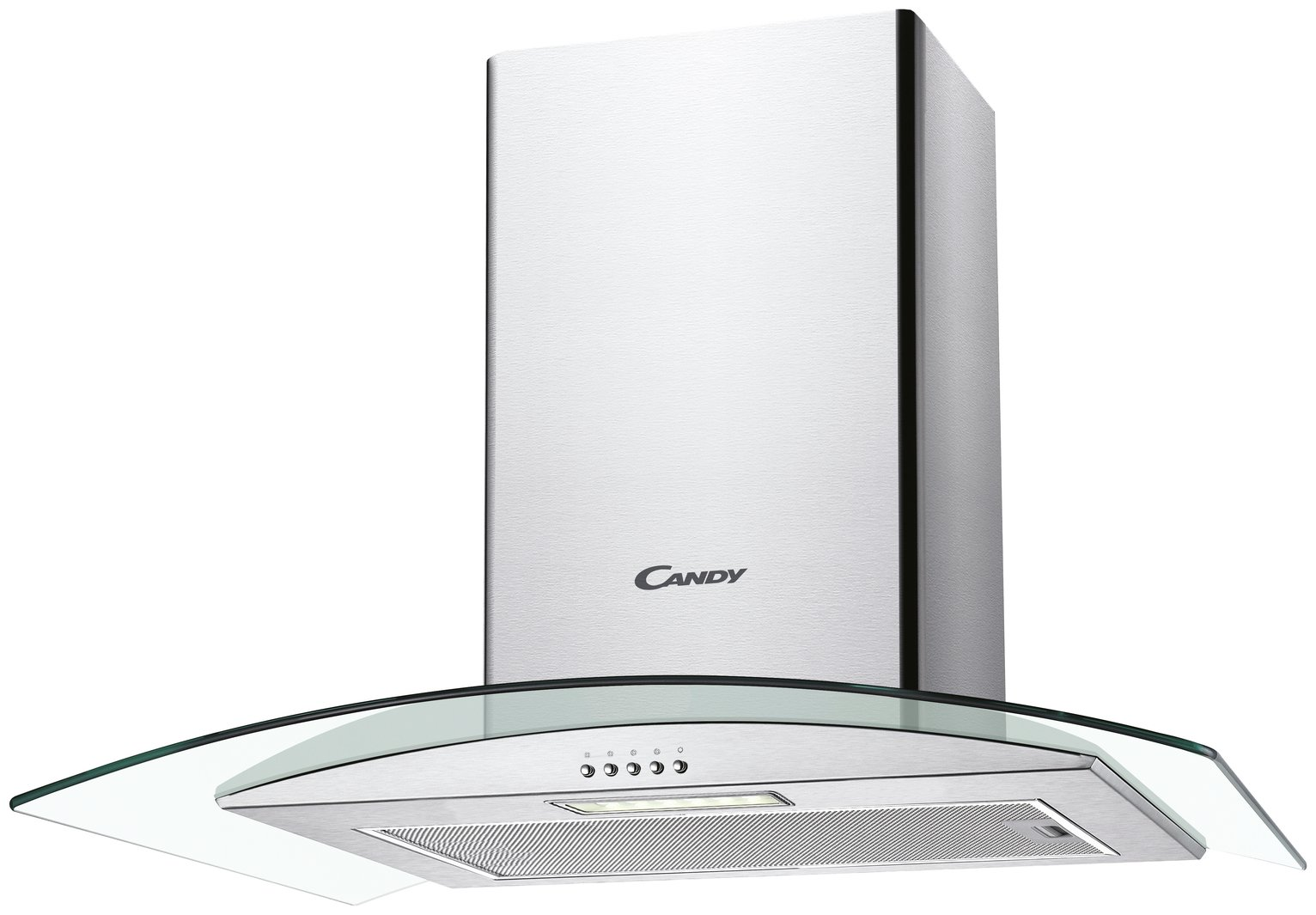 Candy CGM64/1X 60cm Cooker Hood Stainless Steel