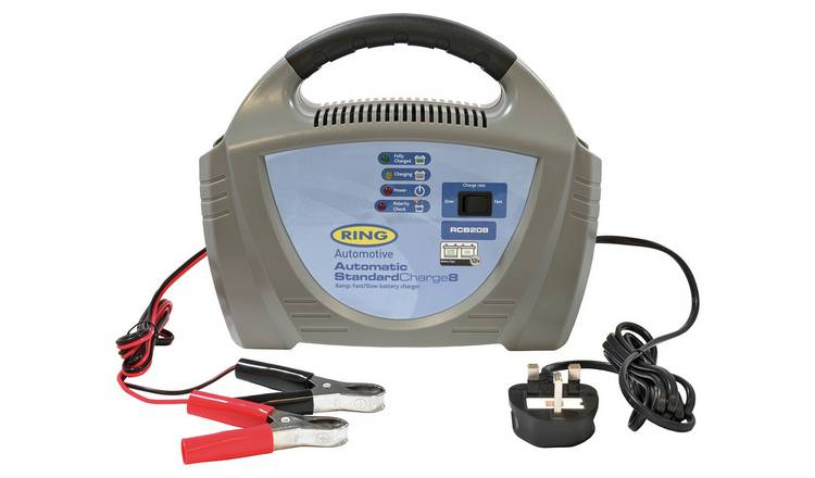 Ring RCB208 12V Automatic Battery Charger