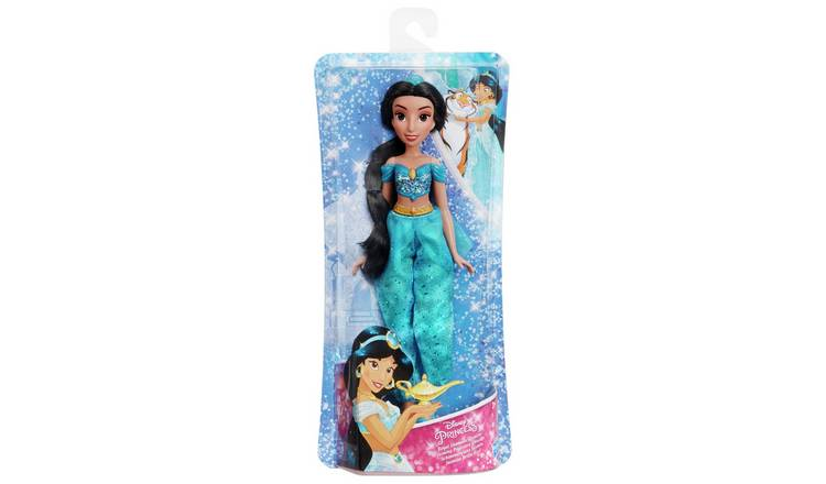 Disney Princess Jasmine Shimmer Doll