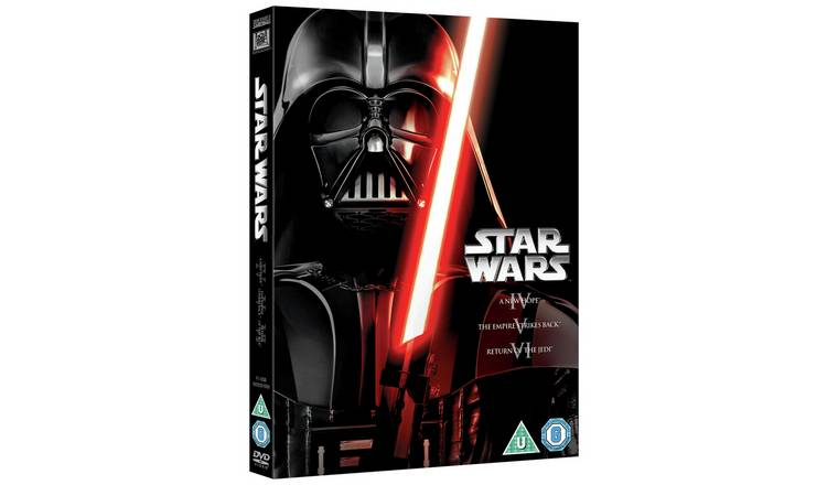 Star Wars: The Original Trilogy DVD Box Set