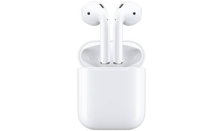 Apple AirPods with Charging Case (2nd Generation)