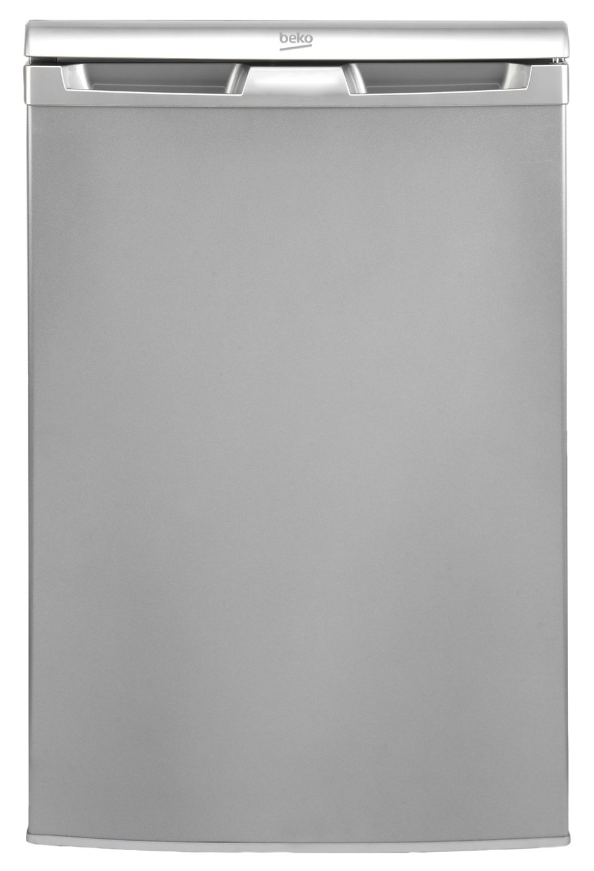 Beko UR4584S Under Counter Fridge - Silver