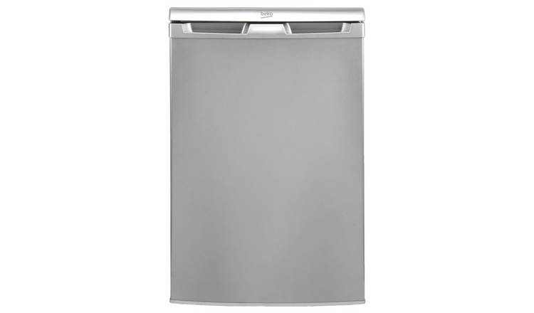 Beko UR4584S Under Counter Fridge - Silver