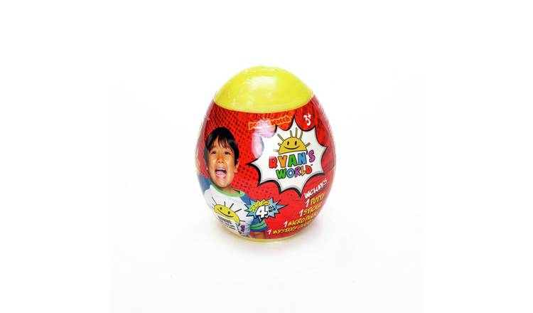 Ryan's World Mystery Mini Egg