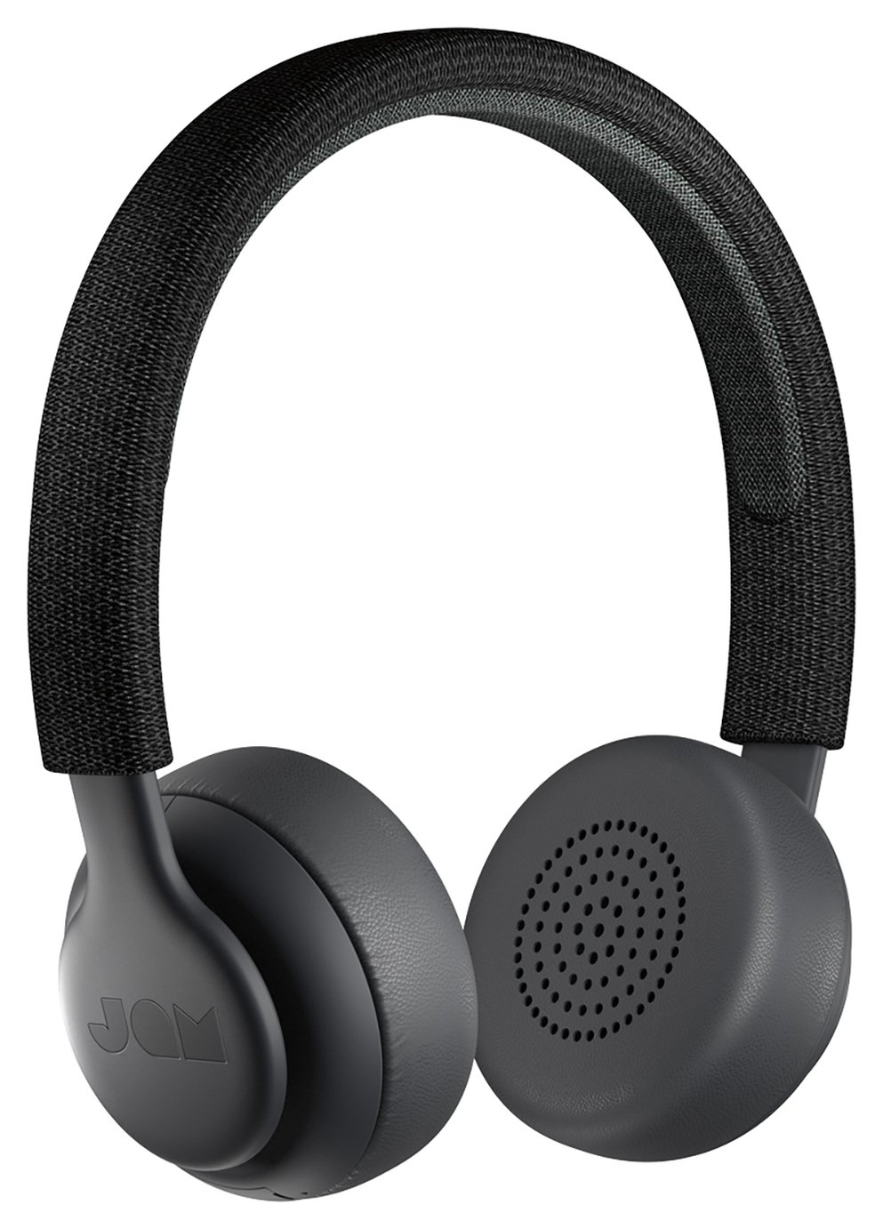 JAM Been There Over-Ear Wireless Headphones - Black