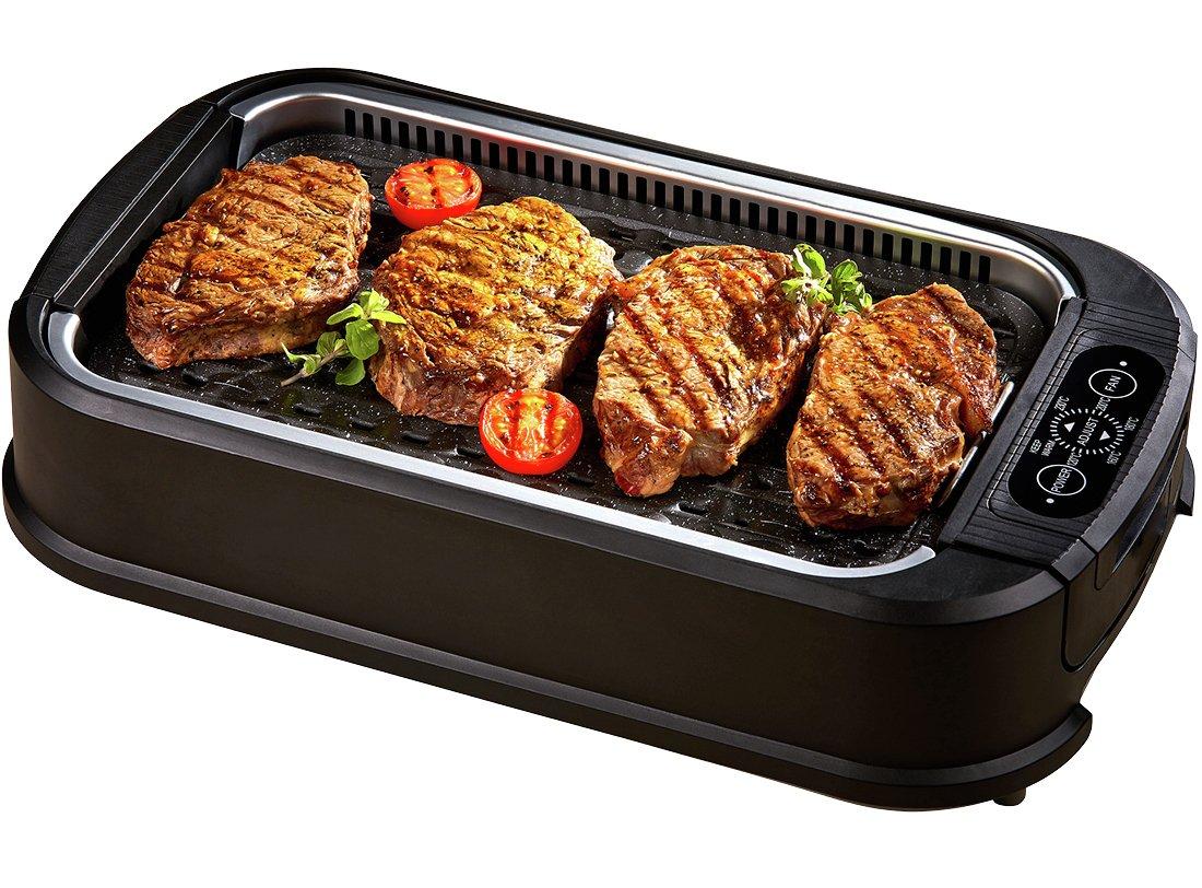 Power Air Fryer Smokeless Grill