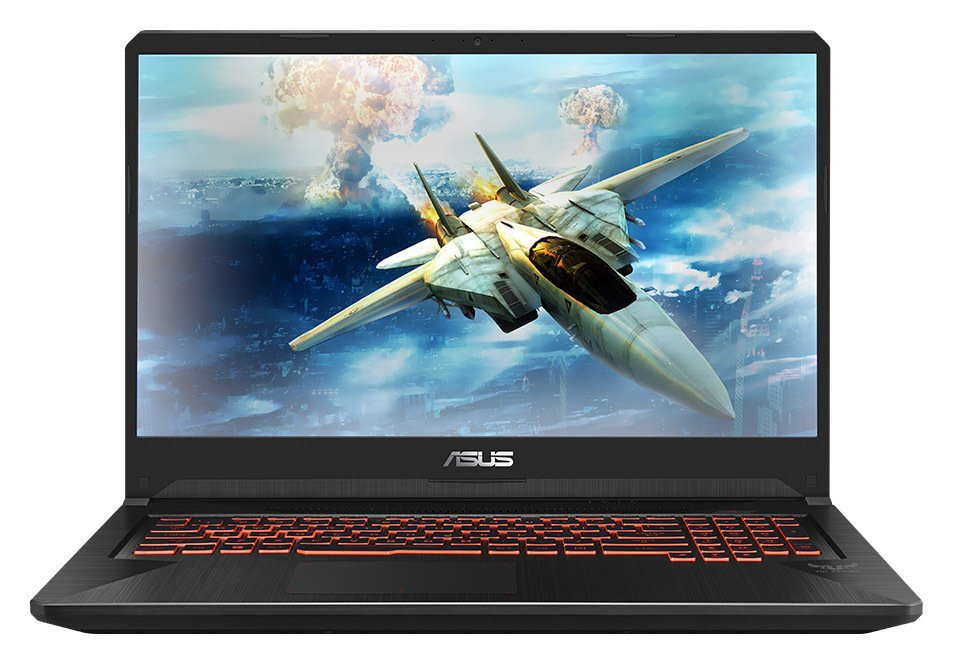 ASUS TUF FX705 17.3In i5 8GB 256GB 1TB GTX1050 Gaming Laptop