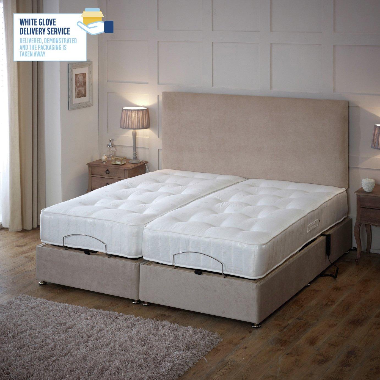 Drive Devilbiss 6ft Royal Adjustable Bed Divan