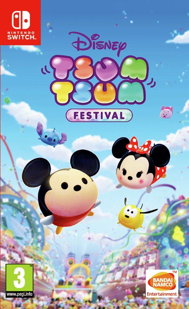 Disney Tsum Tsum Festival Nintendo Switch Pre-Order Game
