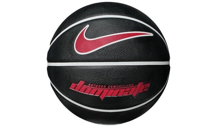 precio inmejorable brillante en brillo Boutique en ligne Buy Nike Dominate Basketball - Black and White   Basketballs   Argos