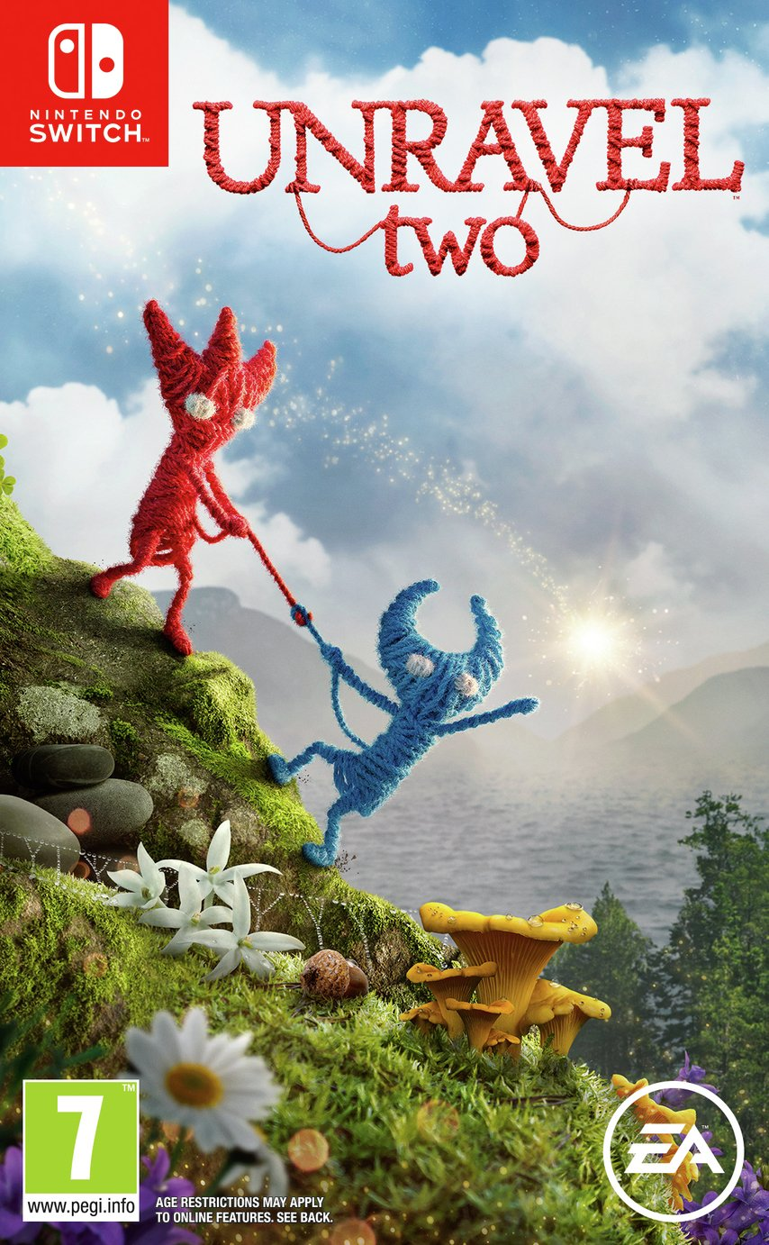 Unravel 2 Nintendo Switch Pre-Order Game