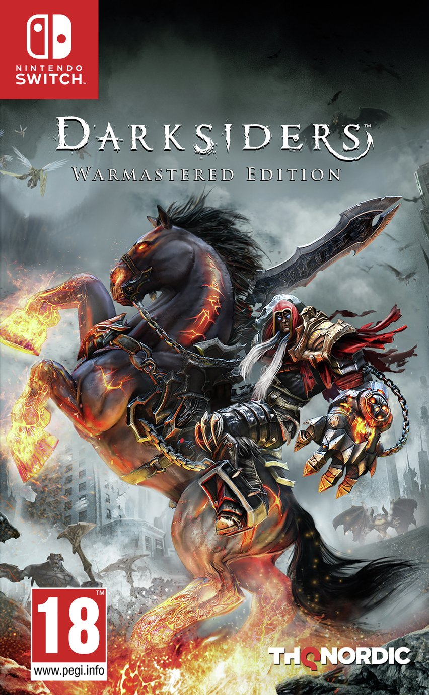 Darksiders: Warmastered Edn Nintendo Switch Pre-Order Game