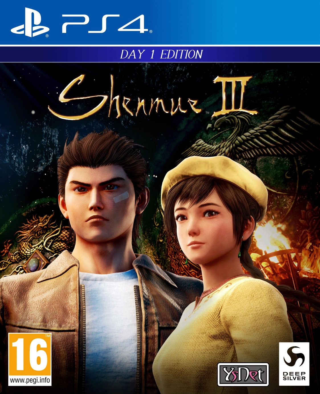 Shenmue III PS4 Pre-Order Game