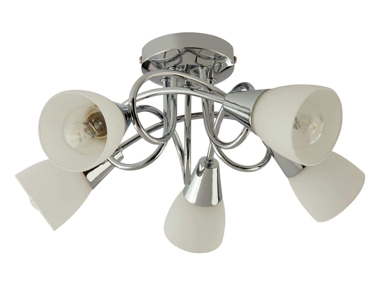 Argos Home Curico 5 Light Ceiling Light review