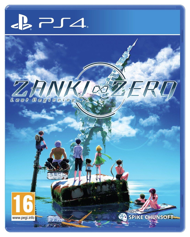 Zanki Zero: Last Beginning PS4 Game