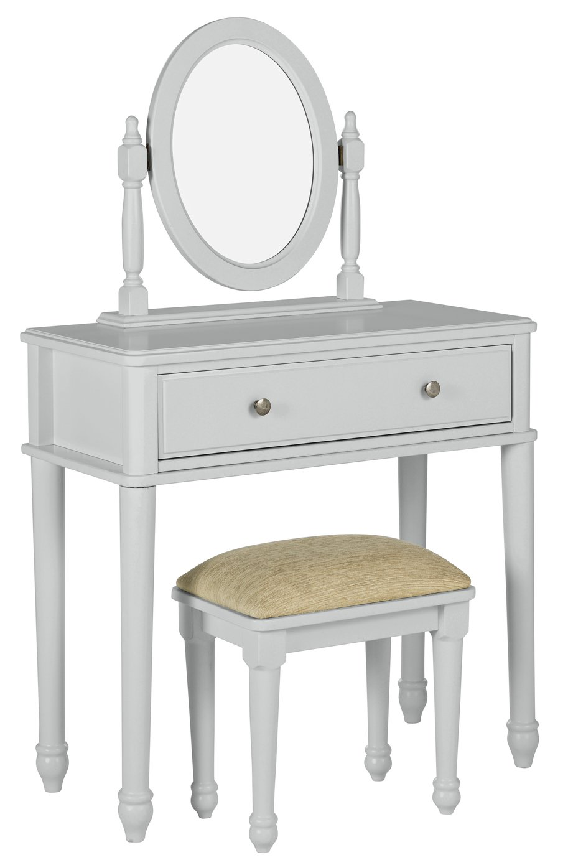 Argos Home Ashbourne Soft Grey Dressing Table review