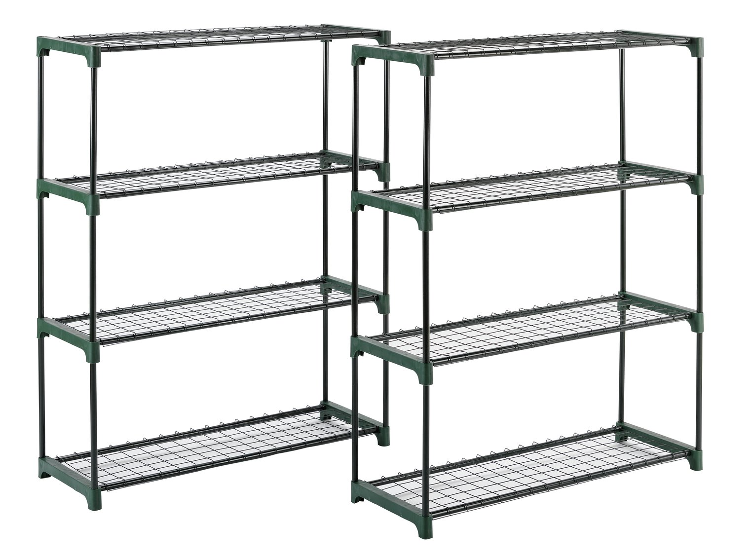 McGregor Greenhouse Shelving review